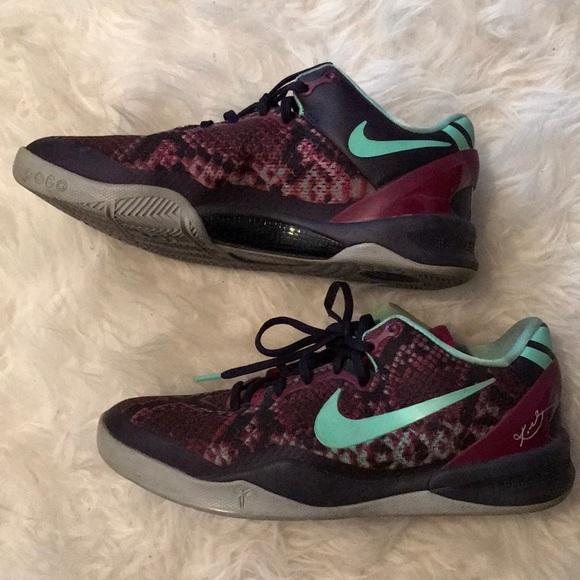 Nike Shoes | Nike Purple Snakeskin